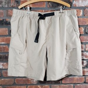 The North Face Belted Lined Cargo Hiking Shorts